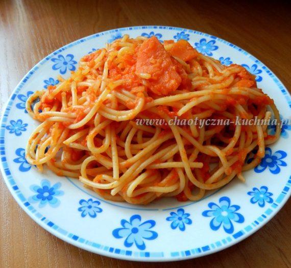 Wiosenne spaghetti